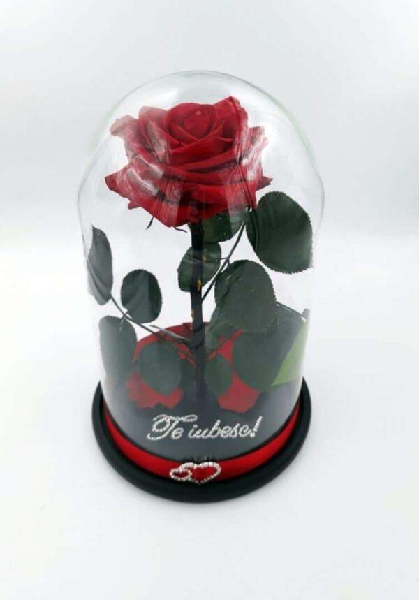 trandafir cristale