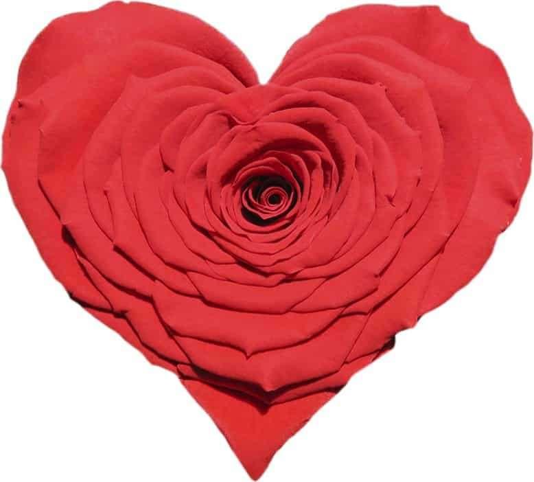 rosu corazon