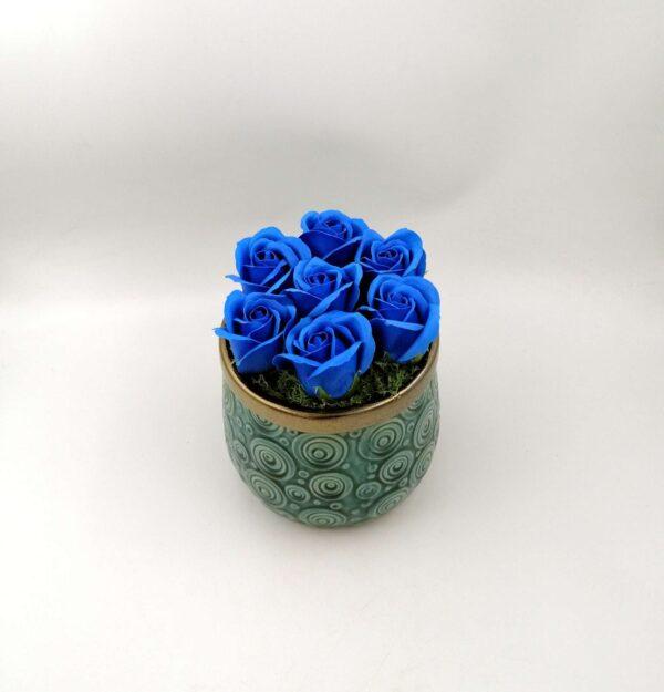 trandafiri sapun
